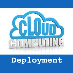 cloud computing deployment